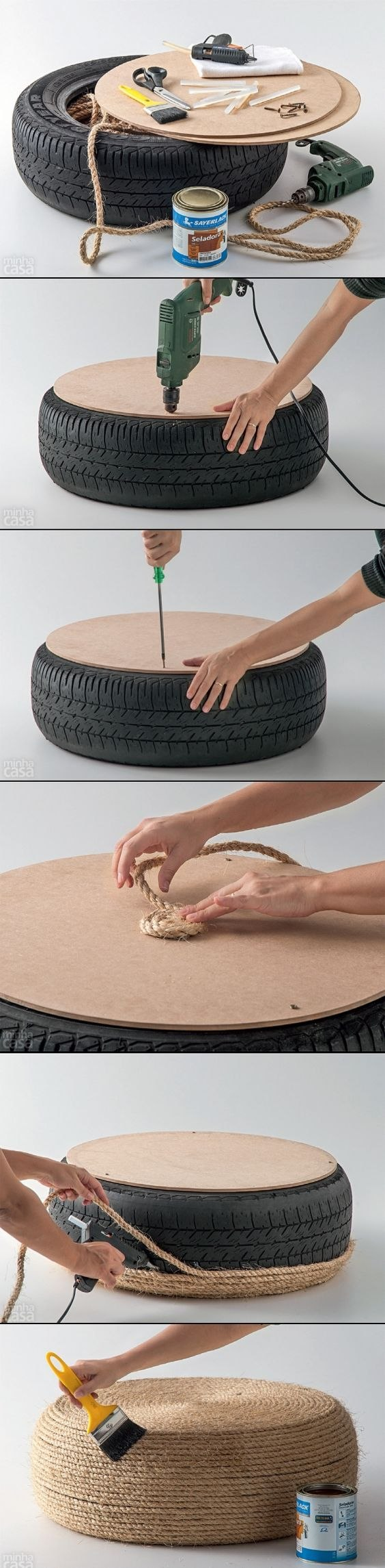 Tyre Seating