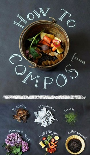 Do your own compost