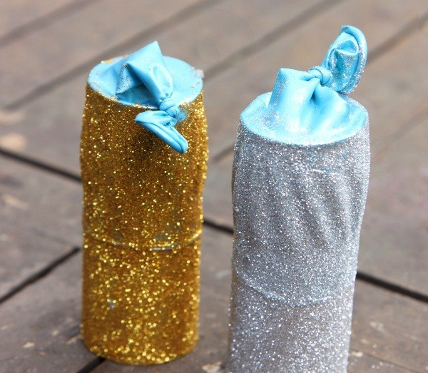 Glitter Party Poppers
