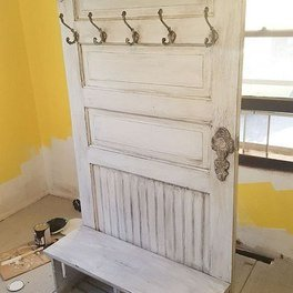 Old Door Upcycle
