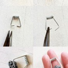 DIY accessories using pegs