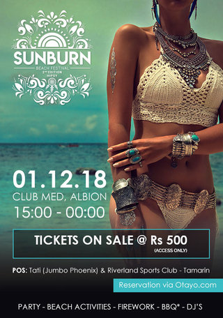 Sunburn Beach Festival