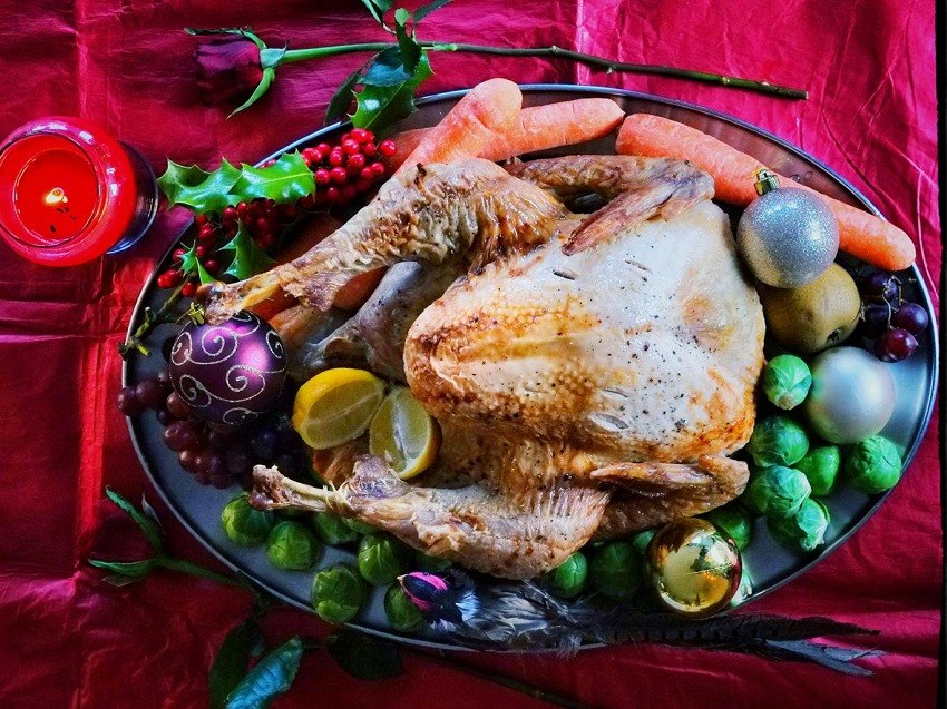 Christmas dinner: What a festive feast does to your body