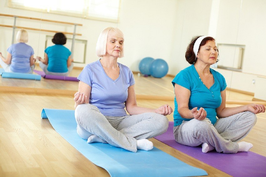 8 Exercises To Reduce The Effects Of Aging