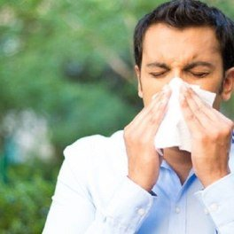 5 Home Remedies against sneezing