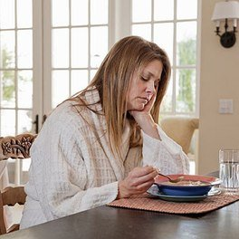 Stomach ache : what to eat to feel better