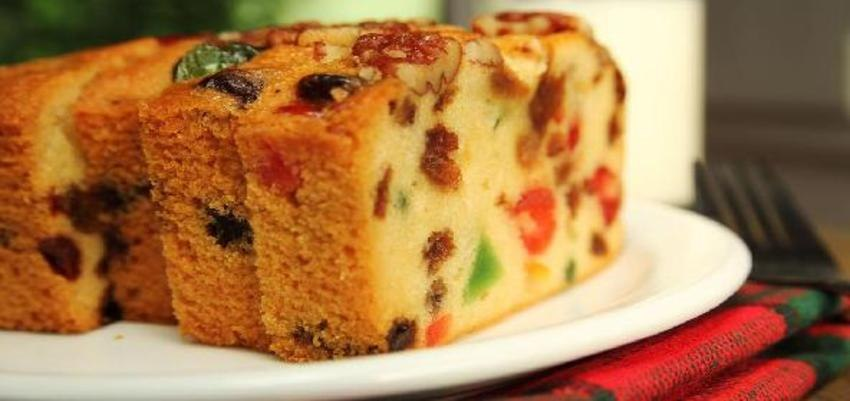 Christmas Cake Recipe Lb Loaf Tin