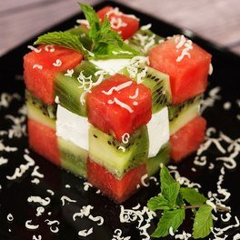 Fruit Salad Cube